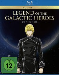 Cover Legend of the Galactic Heroes: Die Neue These Vol.1