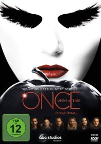 Once upon a time - Es war einmal - Staffel 5 Cover