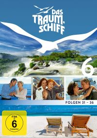 Cover Das Traumschiff - Box 6