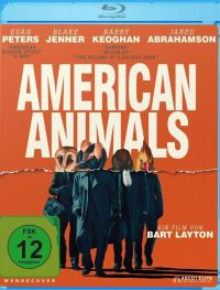 Cover American Animals
