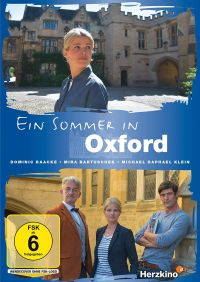 Cover Ein Sommer in Oxford