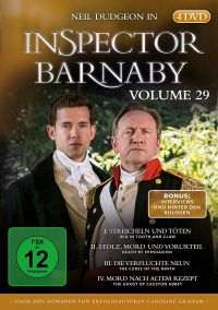 Inspector Barnaby - Vol.29  Cover