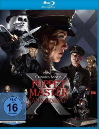 Puppet Master X: Axis Rising  Cover