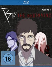 DVD B: The Beginning - Vol.1