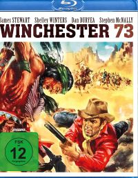 Winchester 73  Cover