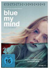 Cover Blue My Mind