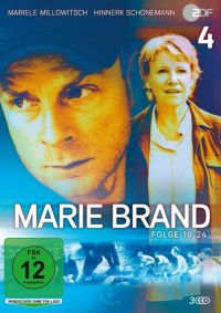 Cover Marie Brand 4 - Folge 19-24