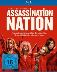 Cover Assassination Nation