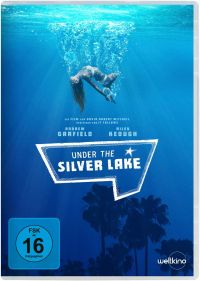 Under the Silver Lake  Cover