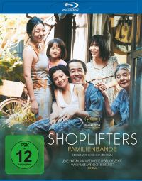 Shoplifters - Familienbande Cover