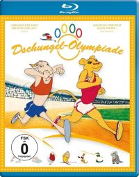 Dschungel-Olympiade  Cover