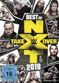 DVD WWE - Best of NXT Takeover 2018