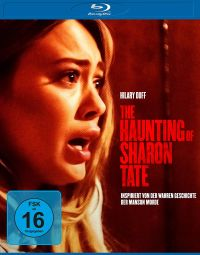 The Haunting of Sharon Tate Cover