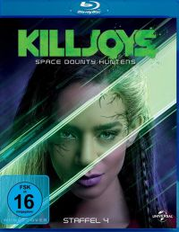 Cover Killjoys - Space Bounty Hunters - Staffel 4