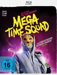 Cover Mega Time Squad