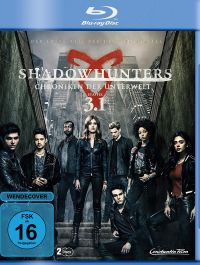 Shadowhunters – Chroniken der Unterwelt - Staffel 3.1 Cover