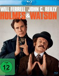 Cover Holmes & Watson