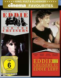 Cover Eddie and the Cruisers (Double Feature Teil 1+2)