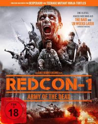 Redcon-1 - Army of the Dead  Cover
