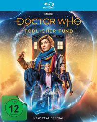 Cover Doctor Who - New Year Special: Tödlicher Fund