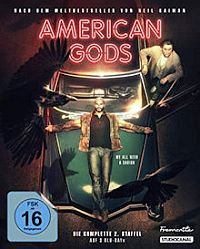 Cover American Gods - 2. Staffel