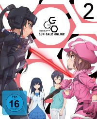 Sword Art Online Alternative: Gun Gale Online - Vol. 2  Cover