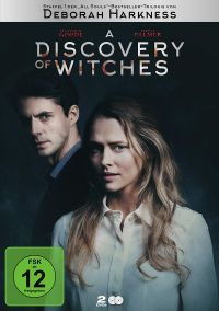 A Discovery of Witches - Staffel 1 Cover
