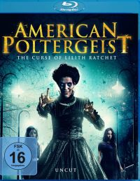 American Poltergeist: The Curse of Lilith Ratchet  Cover