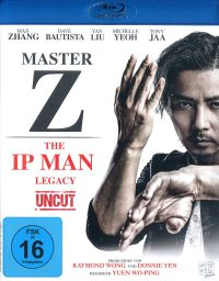 Cover Master Z - The Ip Man Legacy
