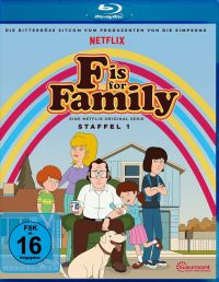 Cover F Is For Family - Staffel 1