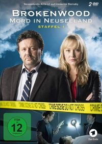 Brokenwood - Mord in Neuseeland - Staffel 1  Cover