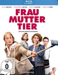 Frau Mutter Tier  Cover
