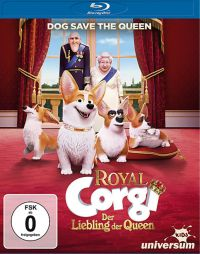 Royal Corgi - Der Liebling der Queen Cover