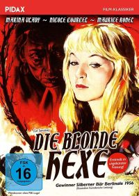 Cover Die blonde Hexe