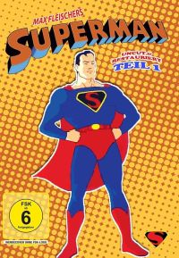 Max Fleischers Superman - Vol. 1  Cover