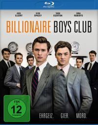 Billionaire Boys Club  Cover