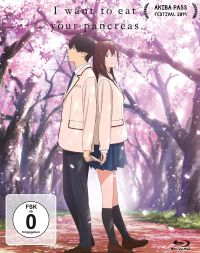 DVD I want to eat your pancreas