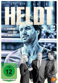 Heldt - Staffel 6  Cover