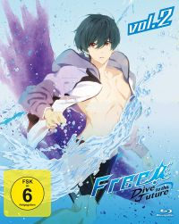 Free! Dive to the Future - Vol.2 Cover