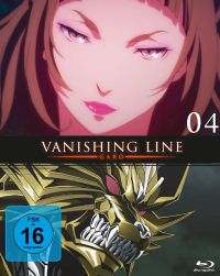Cover Garo - Vanishing Line - Vol. 4