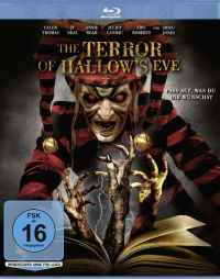 Cover The Terror of Hallows Eve