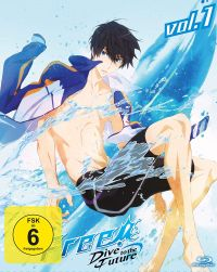 Cover Free! Drive to the Future - Vol. 1