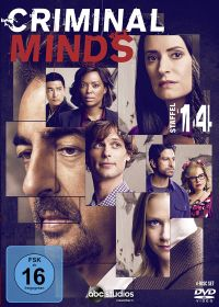 Criminal Minds - Staffel 14  Cover