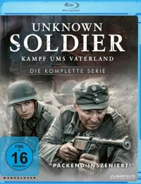 Cover Unknown Soldier - Kampf ums Vaterland: Die komplette Serie