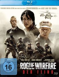 Cover Rogue Warfare - Der Feind