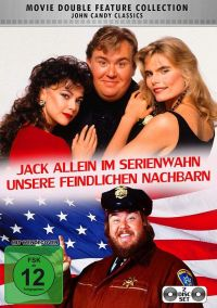 Cover Movie Double Feature Collection – John Candy Classics