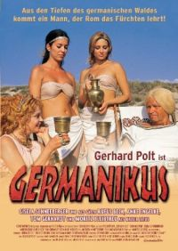 Germanikus Cover