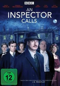 An Inspector Calls  Cover