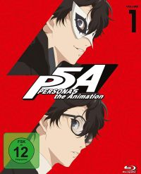 PERSONA5 the Animation Vol. 1  Cover