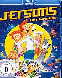 Jetsons - Der Kinofilm Cover
